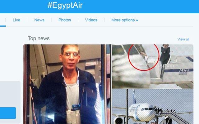 EgyptAir hijacker surrenders, says Cyprus state TV