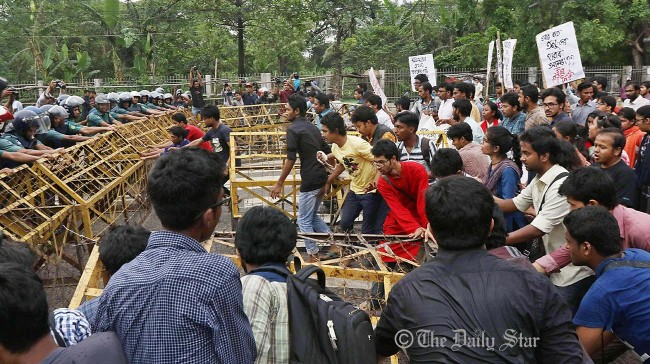 Tonu killing March to PMO stopped, strike called