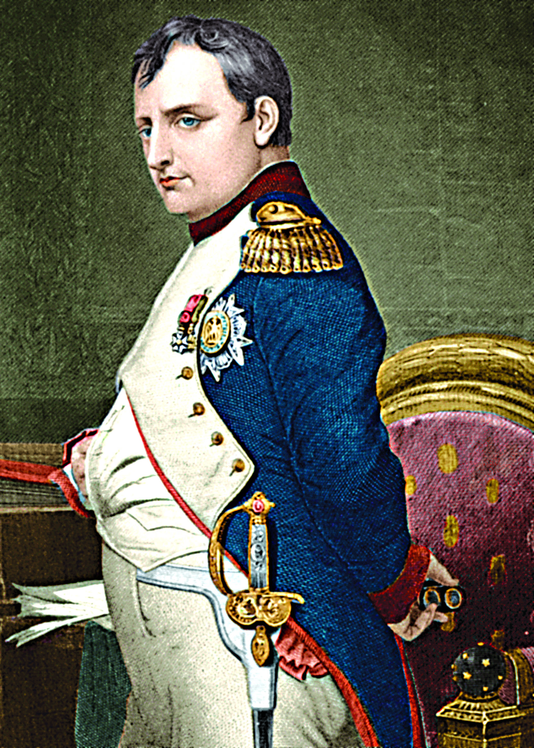 an analysis of the bonapartes success as a military leader in france Introduction it is generally agreed that the regime installed by napoleon was authoritarian but simply calling it a dictatorship seems excessivethe presence of opposing powers, the strength of the principles limiting the action of the executive and the circumstances themselves all restricted the leader's room for action.