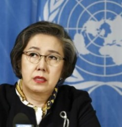 UN special rapporteur, barred from  visiting Myanmar, coming to Bangladesh